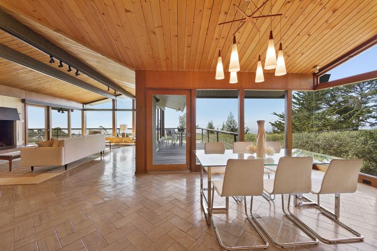 Designed by John Hans Ostwald, in 1959 ....   Take a step back into time, in this pristine mid-century.