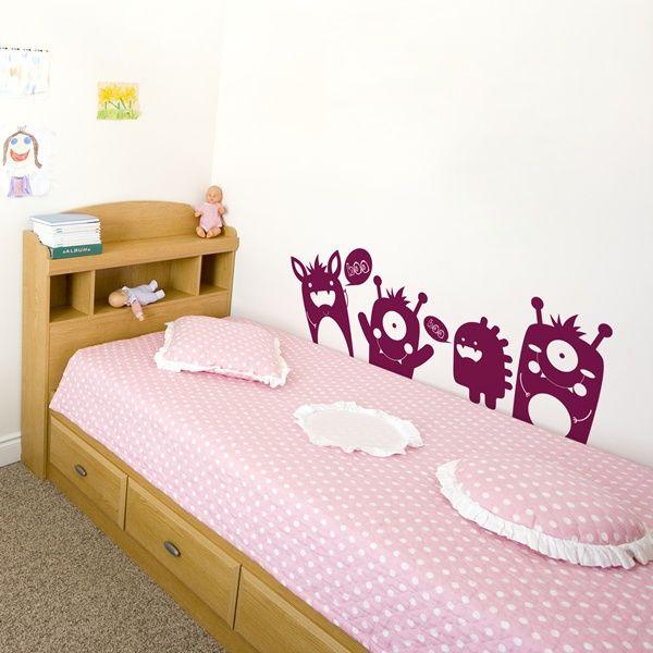 9 best vinilos decorativos infantiles en barcelona vol ii - Habitaciones infantiles barcelona ...
