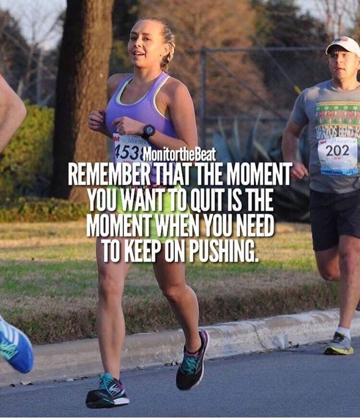 Keep running, running motivation, running body, race https://www.musclesaurus.com http://shaperoutine.com/double-chin-exercises/
