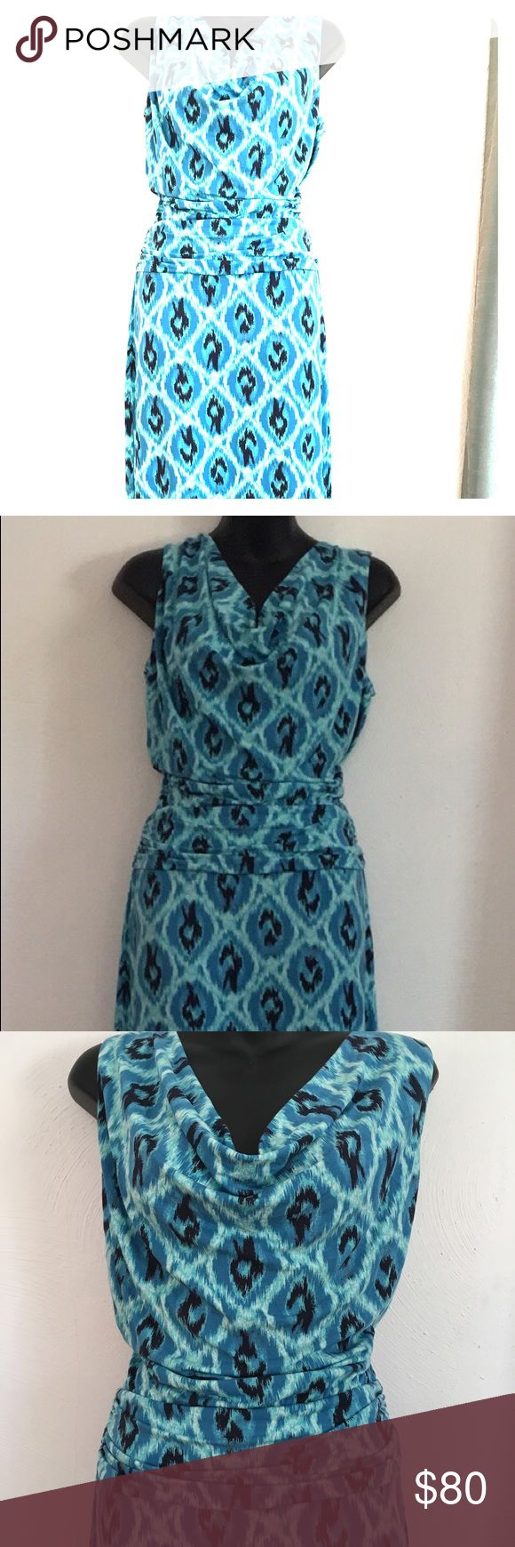 Tart Collection Maxi Dress NWT open back NWT Tart Collection maxi dress. Beautiful pattern, crossed open back. Soft, stretchy material. Tart Collection Dresses Maxi