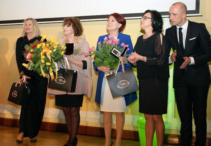Grażyna Szapołowska, Halina Frąckowiak i Urszula Dudziak