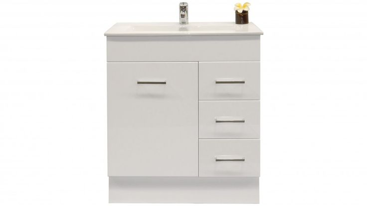 Ledin Linda 750 Console Ensuite Vanity - Vanities & Basins - Bathroom, Tiles & Renovations | Harvey Norman Australia