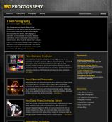 RacineArtMusuem.com - Website for Sale on Flippa: PR5 ART Photography Site, Adsense ClickBank Amazon Passive Income!