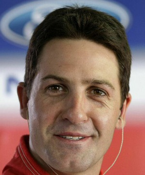 Jamie Whincup a super Fit Ambassador :)