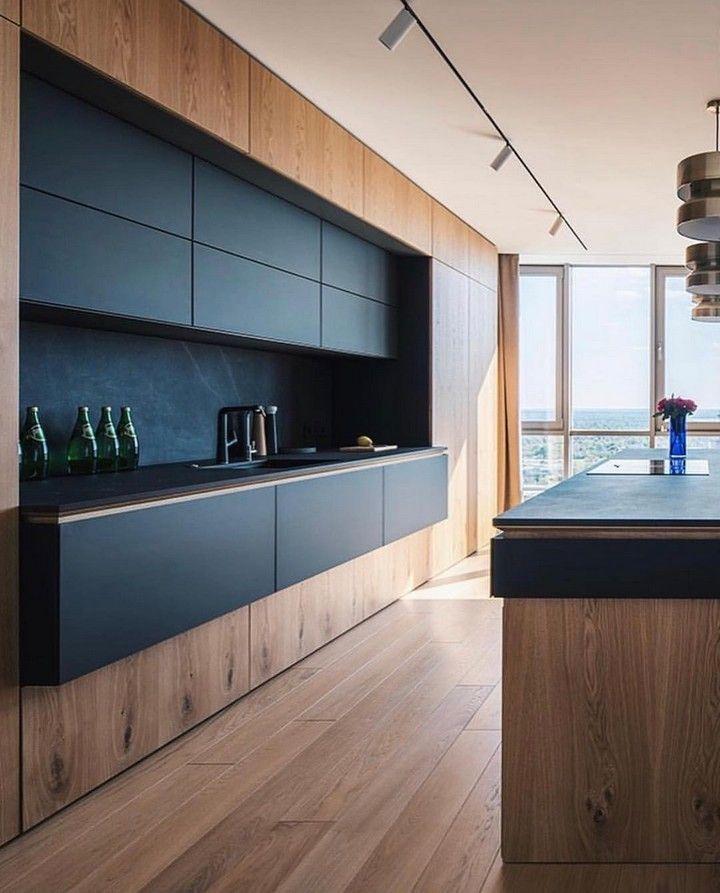 Best Kitchen Design Trends Remodeling Ideas Of 2020 In 2020 Kitchen Design Trends Apartment Interior Design Modern Kitchen Design