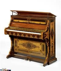 Philharmonie de Paris - Pôle ressources - Piano droit - 1834