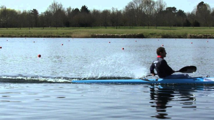 Team GB vs World's Fastest Talking Man- Part 1 Canoe