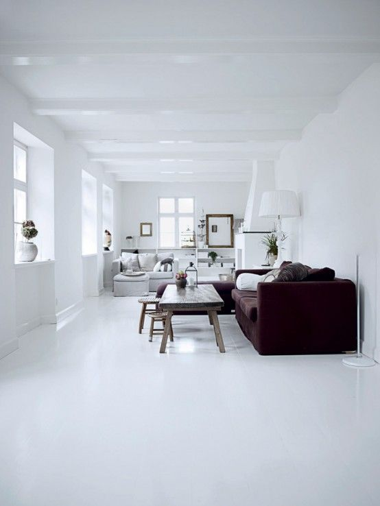 All White Interior Design Of The Homewares Designer Home | DigsDigs Part 54