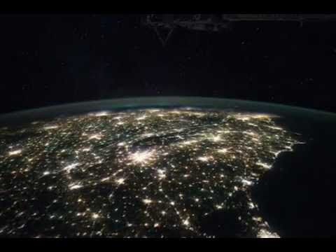 The Eastern United States as Seen from the International Space Station
