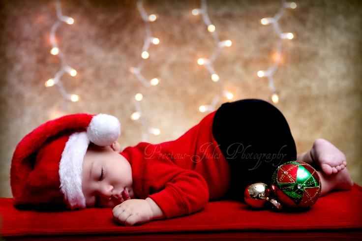 just an idea for sleepy babies for Christmas pics!Kacey Smith, Sleepy Baby, Photography Poses, Christmas Pics, Sleepy Christmas, Favorite Photography