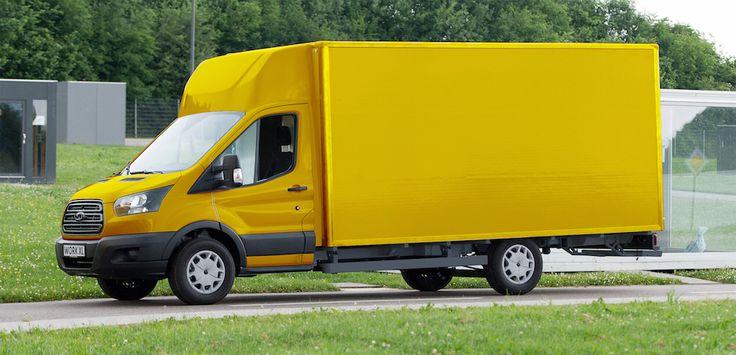 Deutsche Post y Ford Fabricarán una Furgoneta Eléctrica para impulsar el reparto cero emisiones.  Antes del final de 2018, al menos 2.500 vehículos de este tipo servirán de apoyo para el reparto urbano del grupo Deutsche Post DHL.