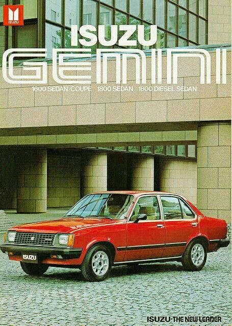 Isuzu Gemini