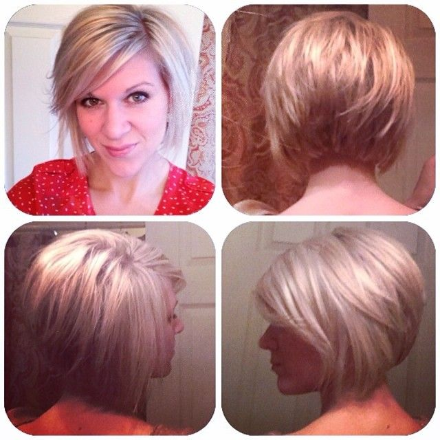 I like this style, but I'll keep my hair dark and toss some caramel highlights in there.