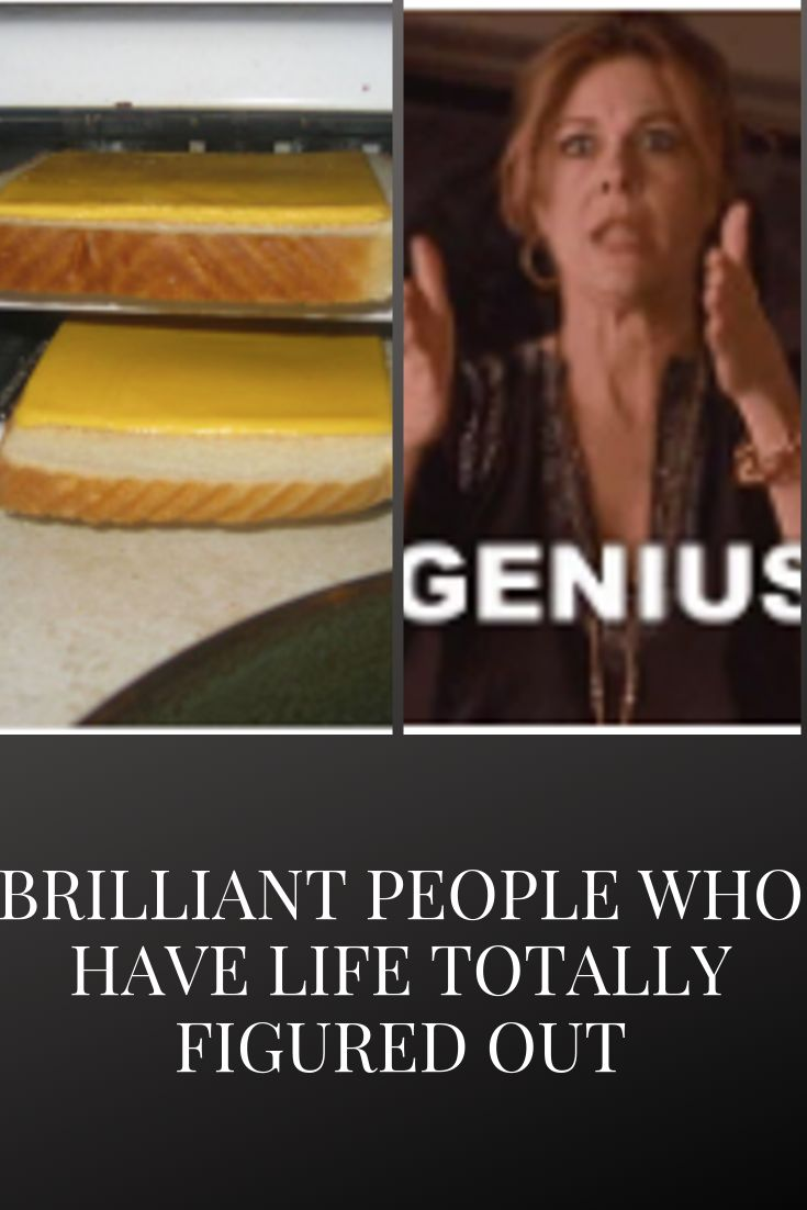 Brilliant People Who Have Life Totally Figured Out
