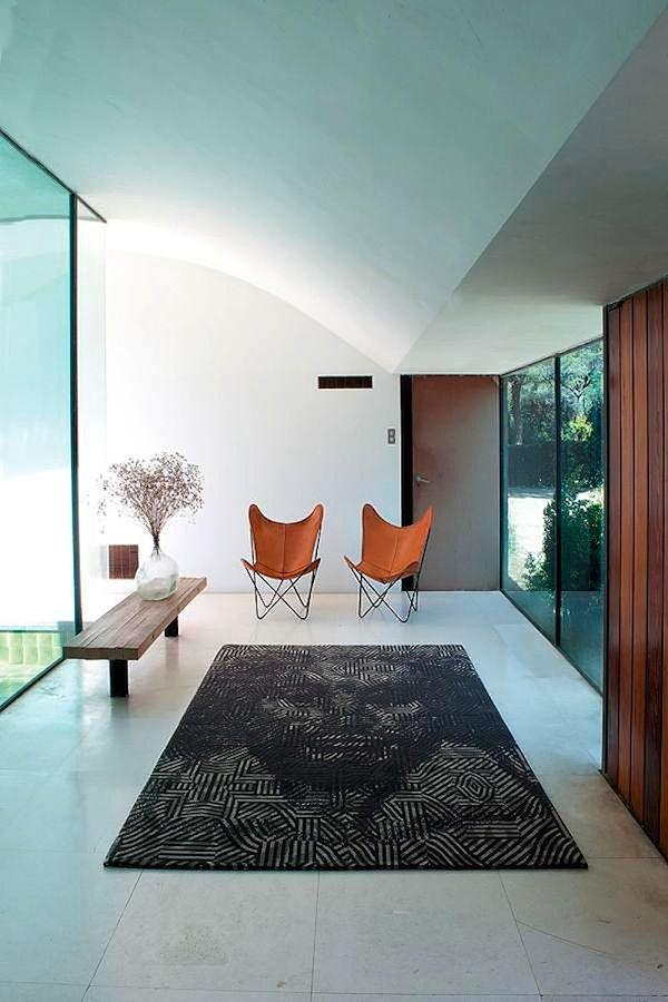 Wool Carpets designed by Milton Glaser for Nanimarquina