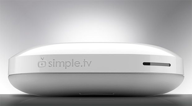Simple.tv - DVR Device taps into your TV antenna/cable and home network to deliver live TV and recorded shows - playback on laptops, iPad and TVs.
