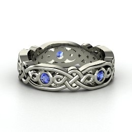 I'm having a love affair with sapphires lately <3