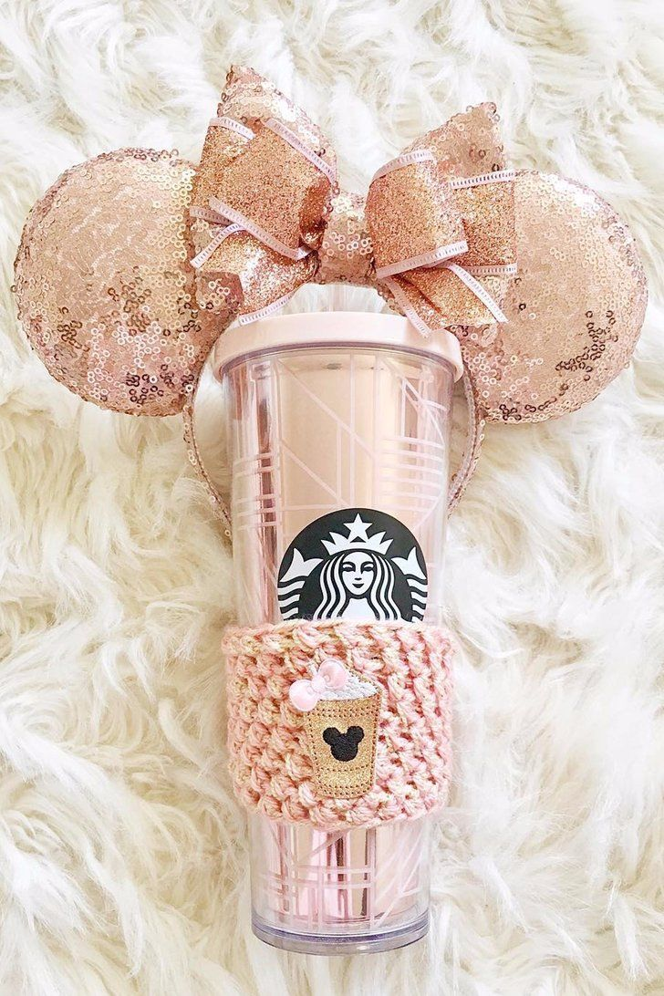 This Geometric Rose Gold Tumbler Might Be the Prettiest Starbucks Cup Yet