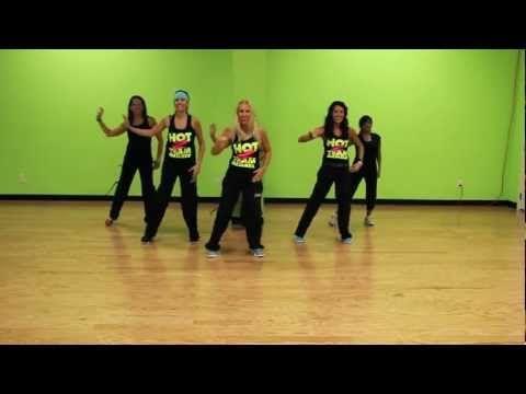 (HOT Z Team) La Bomba, Salsa Dance Fitness