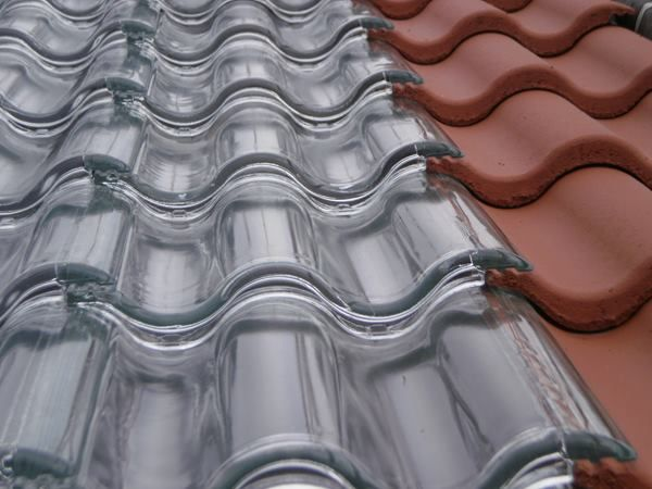 New Residential Building Products Sustainable Building Materials Glass Roof Solar Tiles