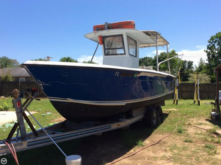 1977 chris craft 28 boat for sale in pensacola fl for Commercial fishing florida