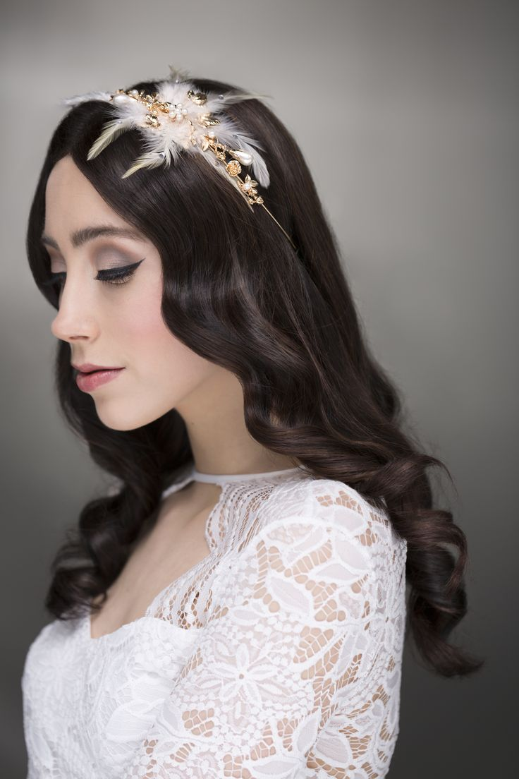 Hair accessories headbands uk - About Eve Bridal Hair Accessories Www Abouteve Co Uk Bridal Headband
