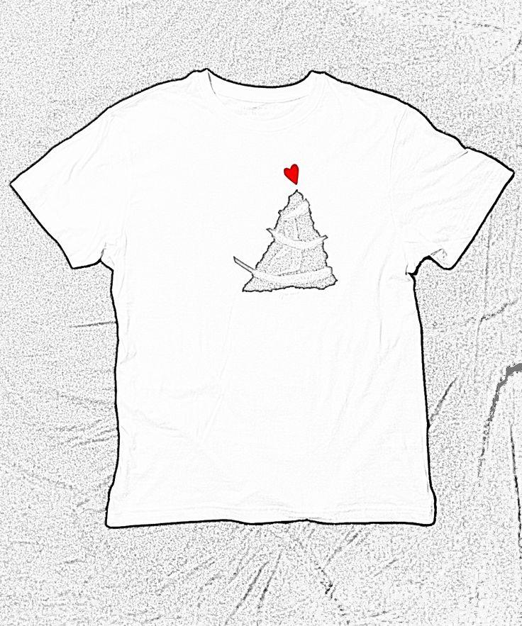 andrea mattiello #christmasshirt #tshirt #xmas #natale2015 #artistaemergente