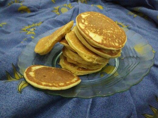 Plain Yummy Pancakes!