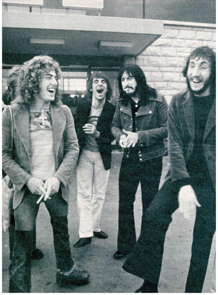 Happy Friday! @TheWho
