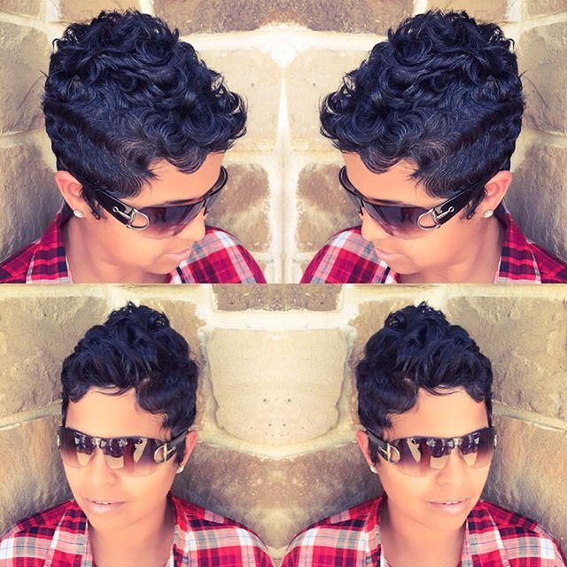 Black Women Urban Styles: 5893 Best Images About Women With Short Hair!/ Fierce And