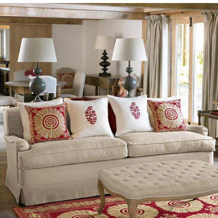 Sofa Pillows  OKA