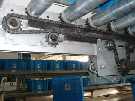 Heat exchangers (also known as a heat exchanger or heat exchange equipment) is used to transfer heat from the hot fluid to cold fluid, in order to meet the technical requirements specified device is the convective heat and thermal conductivity of an industrial application  http://www.zm-automation.com/turn-conveyor/ Flat belt conveyor