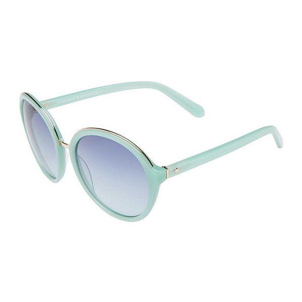Kate Spade Bernadette/S 01H0 AB Sunglasses (USD140) liked on ...