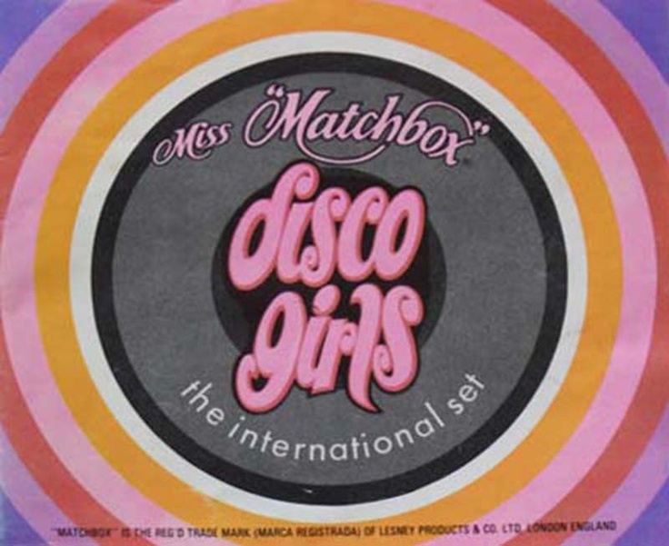 Disco girls dolls and clothes by Miss matchbox...still my fav collection!