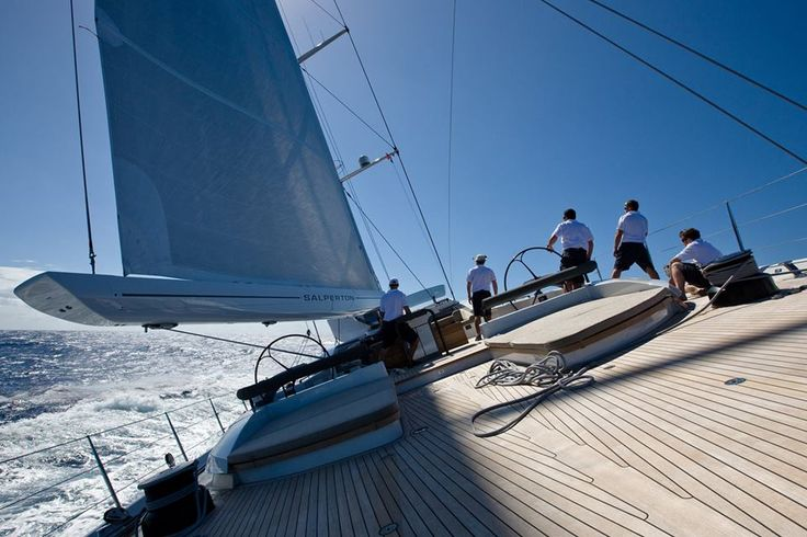 Yacht Crew Luxembourg: 245 Best Sailing Ships -'The Days Pass Happily With Me