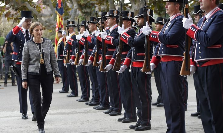Catalan 'independence declaration' to trigger showdown with Madrid - theguardian.com, 27 October 2015