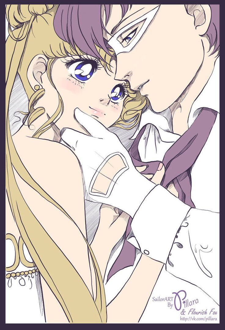 Neo Queen Serenity and King Endymion ❤️
