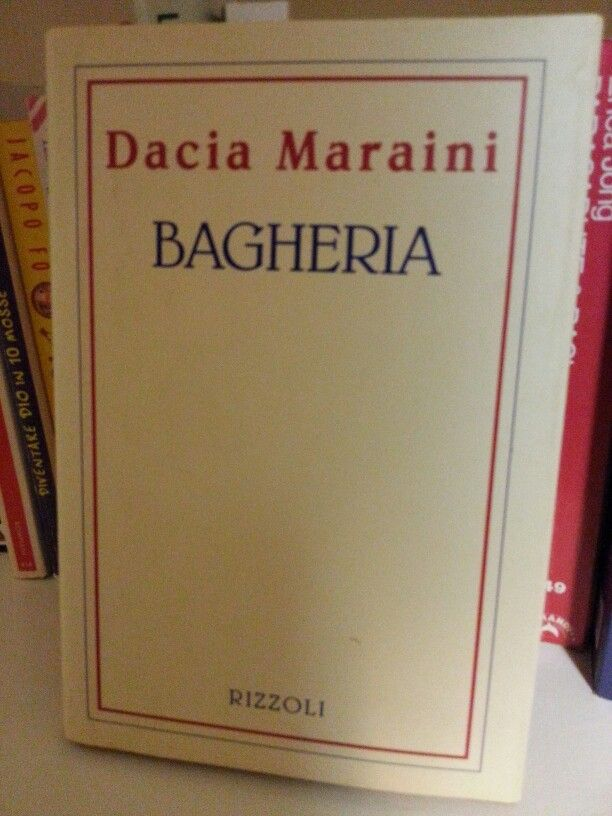 Bagheria - Dacia Maraini