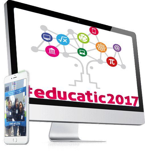 Evento #EducaTIC2017. Invita a tus profesores e inscríbete en el Tercer encuentro universitario de mejores prácticas de uso de TIC en la Educación- De las TIC a las TAC, experiencias en el aula. Aprender, conocer y hacer, el 26, 27 y 28 de julio. https://encuentro.educatic.unam.mx/