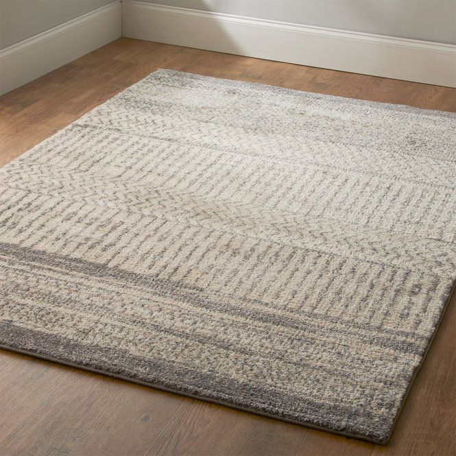 Check Out Graphite Stripe Rug From Shades Of Light Striped Rug Rugs Mid Century Modern Vanity
