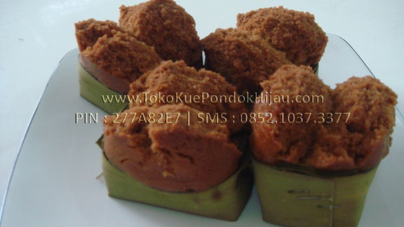 Indonesia Traditional Snack >> Apem Manado @ Rp 2500