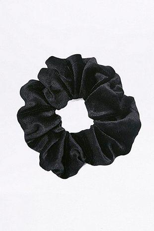 Velvet Scrunchie Hair Band