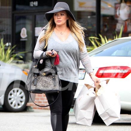 New Mom Hilary Duff Hits the Gym 1.5 Weeks After Giving Birth