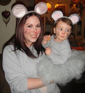 If you give a mouse a cookie mouse costume