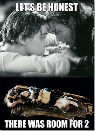 SO TRUE - James Cameron: change the ending!