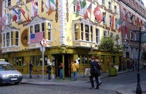 Paseando por la capital de Irlanda: Dublin