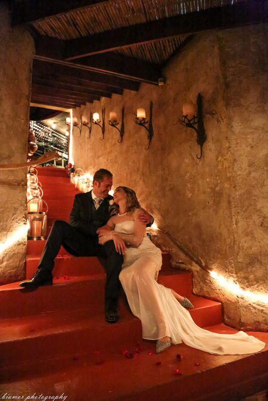 Biamor Photography, Wedding Photography, Bride, Groom, Fine Art Photography, Wine Cellar, Candles, Casalinga