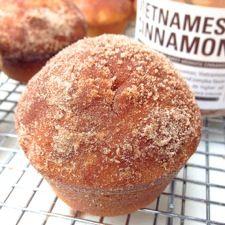 Doughnut muffins (via Pam)