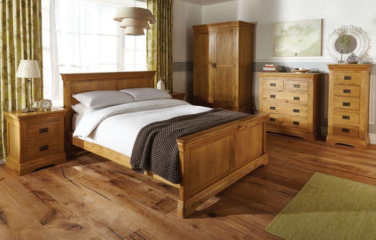 honey oak bedroom furniture - luxury bedrooms interior design