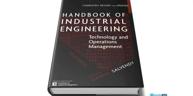 Handbook Of Industrial Engineering 3rd Edition Industrial Engineering Engineering Engineering Technology